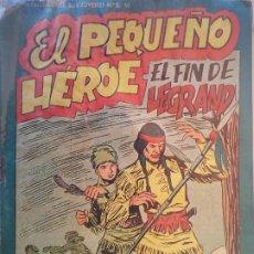 Tebeos: EL PEQUEÑO HEROE Nº 80 ORIGINAL. Lote 195982251