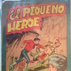 Tebeos: EL PEQUEÑO HEROE Nº 81 ORIGINAL. Lote 195982327