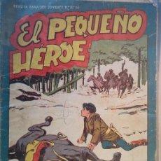 Livros de Banda Desenhada: EL PEQUEÑO HEROE Nº 88 ORIGINAL. Lote 195982823