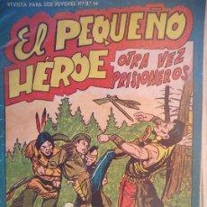 Tebeos: EL PEQUEÑO HEROE Nº 106 ORIGINAL. Lote 195983836