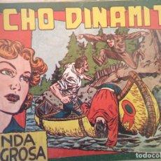 Tebeos: PACHO DINAMITA Nº 36 ORIGINAL. Lote 196533751