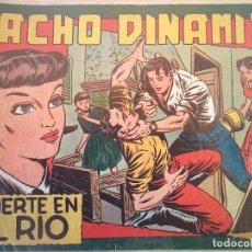 Tebeos: PACHO DINAMITA Nº 39 ORIGINAL. Lote 196534081