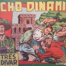 Tebeos: PACHO DINAMITA Nº 44 ORIGINAL. Lote 196534608