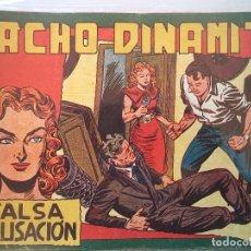 Tebeos: PACHO DINAMITA Nº 46 ORIGINAL. Lote 196591152