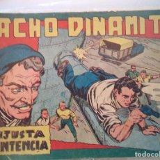 Tebeos: PACHO DINAMITA Nº 55 ORIGINAL. Lote 196591233