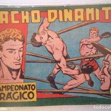 Tebeos: PACHO DINAMITA Nº 63 ORIGINAL. Lote 196598672