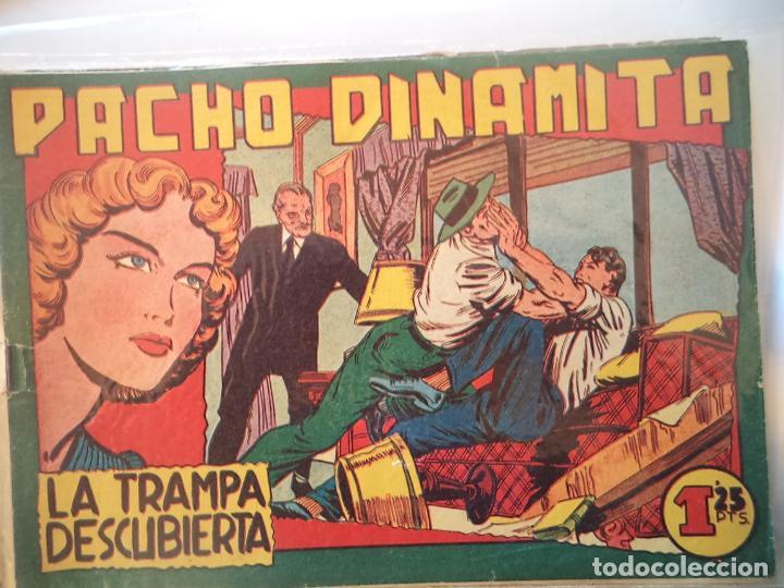 PACHO DINAMITA Nº 65 ORIGINAL (Tebeos y Comics - Maga - Pacho Dinamita)