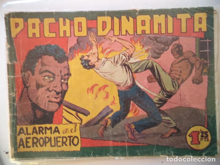 PACHO DINAMITA Nº 79 ORIGINAL (Tebeos y Comics - Maga - Pacho Dinamita)