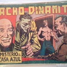 Tebeos: PACHO DINAMITA Nº 102 ORIGINAL. Lote 196599215