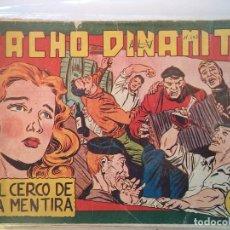 Tebeos: PACHO DINAMITA Nº 103 ORIGINAL. Lote 196599312