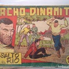 Tebeos: PACHO DINAMITA Nº 122 ORIGINAL. Lote 196599392