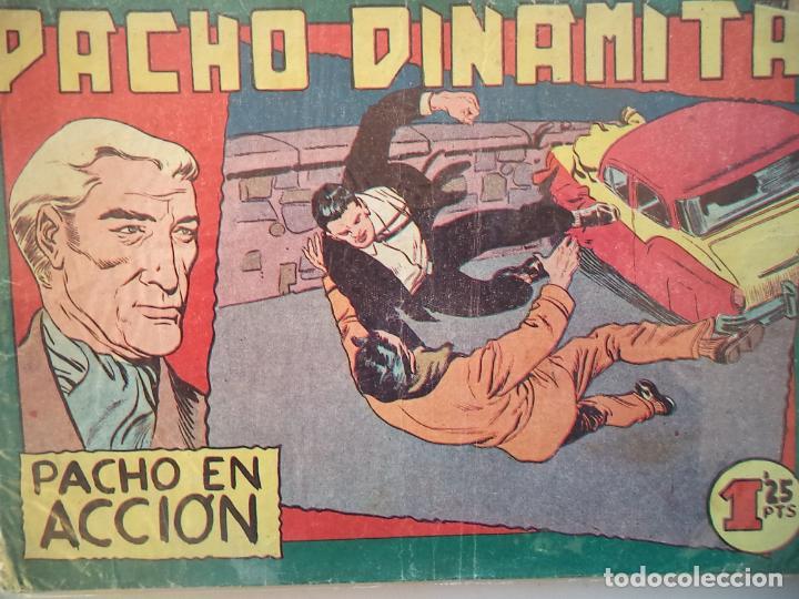 PACHO DINAMITA Nº 127 ORIGINAL (Tebeos y Comics - Maga - Pacho Dinamita)