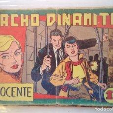 Tebeos: PACHO DINAMITA Nº 128 ORIGINAL. Lote 196599761