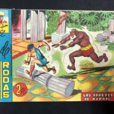 Tebeos: EL PRINCIPE DE RODAS Nº 65 LOS HOMBRES DE MARMOL. Lote 196632187