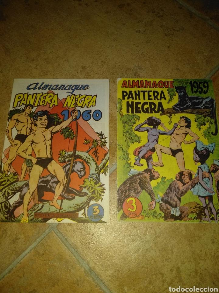 Tebeos: Pequeño Pantera Negra - Foto 2 - 196648306