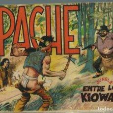 Tebeos: APACHE Nº 7 - ENTRE LOS KIOWAS - MAGA AÑOS 60. Lote 197245337