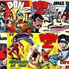 Giornalini: Nº 1 AL 5 DE DON Z AÑO 1959. Lote 197361575