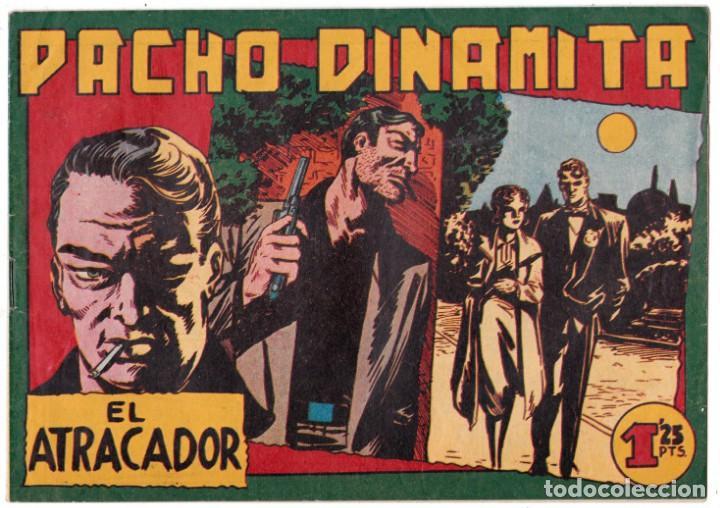71 PACHO DINAMITA * DE EDITORIAL MAGA 1ª EDICION - AÑO 1950 (Tebeos y Comics - Maga - Pacho Dinamita)