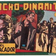 Tebeos: 71 PACHO DINAMITA * DE EDITORIAL MAGA 1ª EDICION - AÑO 1950. Lote 197808046
