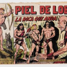 Tebeos: PIEL DE LOBO Nº 20, EDITORIAL MAGA. Lote 197885222