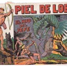 Tebeos: PIEL DE LOBO Nº 2, EDITORIAL MAGA. Lote 197885251