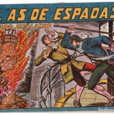 Tebeos: AS DE ESPADAS Nº 22, ,MAGA. Lote 197887220