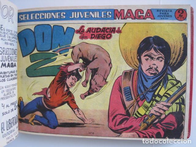 Tebeos: CÓMIC DON Z, EDITORIAL MAGA. SELECCIONES JUVENILES. REVISTA PARA JOVENES. CÓMIC LA CUADRILLA. 2 PTAS - Foto 12 - 197898588