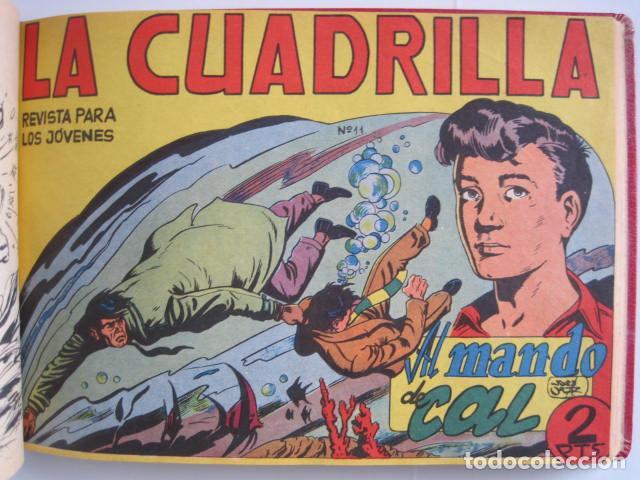 Tebeos: CÓMIC DON Z, EDITORIAL MAGA. SELECCIONES JUVENILES. REVISTA PARA JOVENES. CÓMIC LA CUADRILLA. 2 PTAS - Foto 24 - 197898588