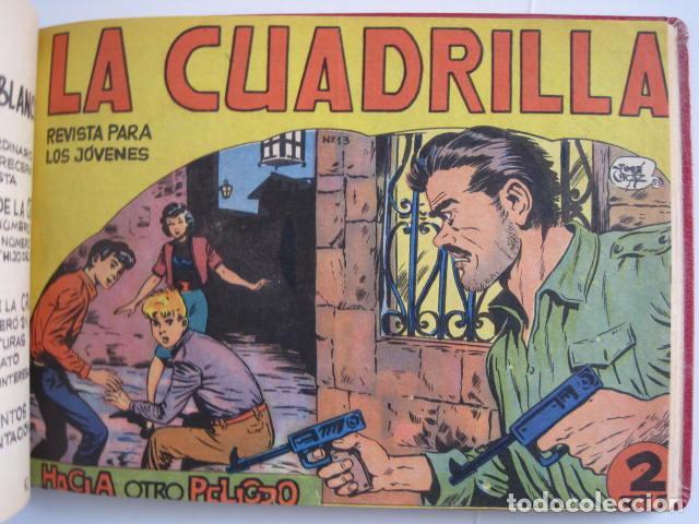 Tebeos: CÓMIC DON Z, EDITORIAL MAGA. SELECCIONES JUVENILES. REVISTA PARA JOVENES. CÓMIC LA CUADRILLA. 2 PTAS - Foto 26 - 197898588