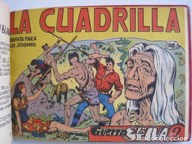 Tebeos: CÓMIC DON Z, EDITORIAL MAGA. SELECCIONES JUVENILES. REVISTA PARA JOVENES. CÓMIC LA CUADRILLA. 2 PTAS - Foto 27 - 197898588