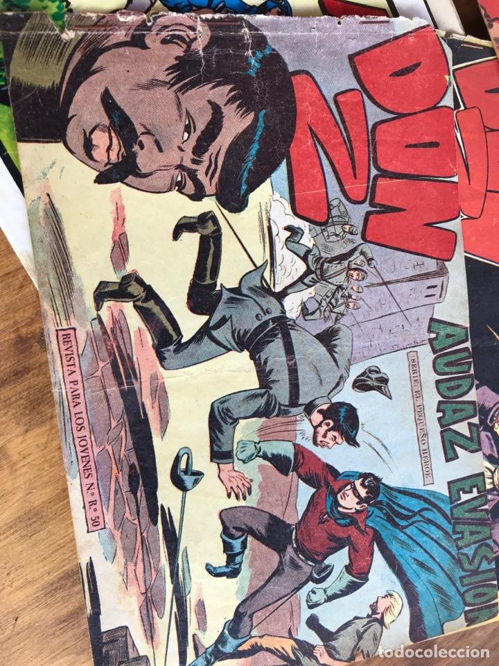 Tebeos: Don Z tres ejemplares es maga - Foto 2 - 198327575