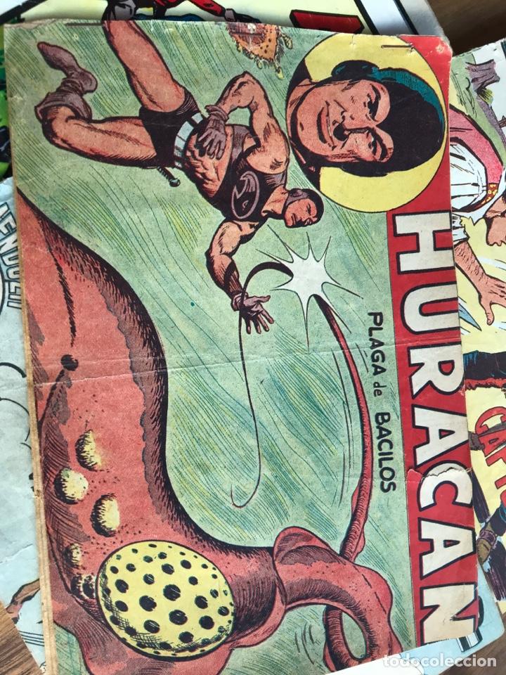 HURACÁN ES MAGA NUMERO 2 (Tebeos y Comics - Maga - Otros)