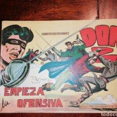 Tebeos: CÓMIC DON Z N° 5 ORIGINAL EDITORIAL MAGA SERIE EL PEQUEÑO HÉROE. Lote 198472761
