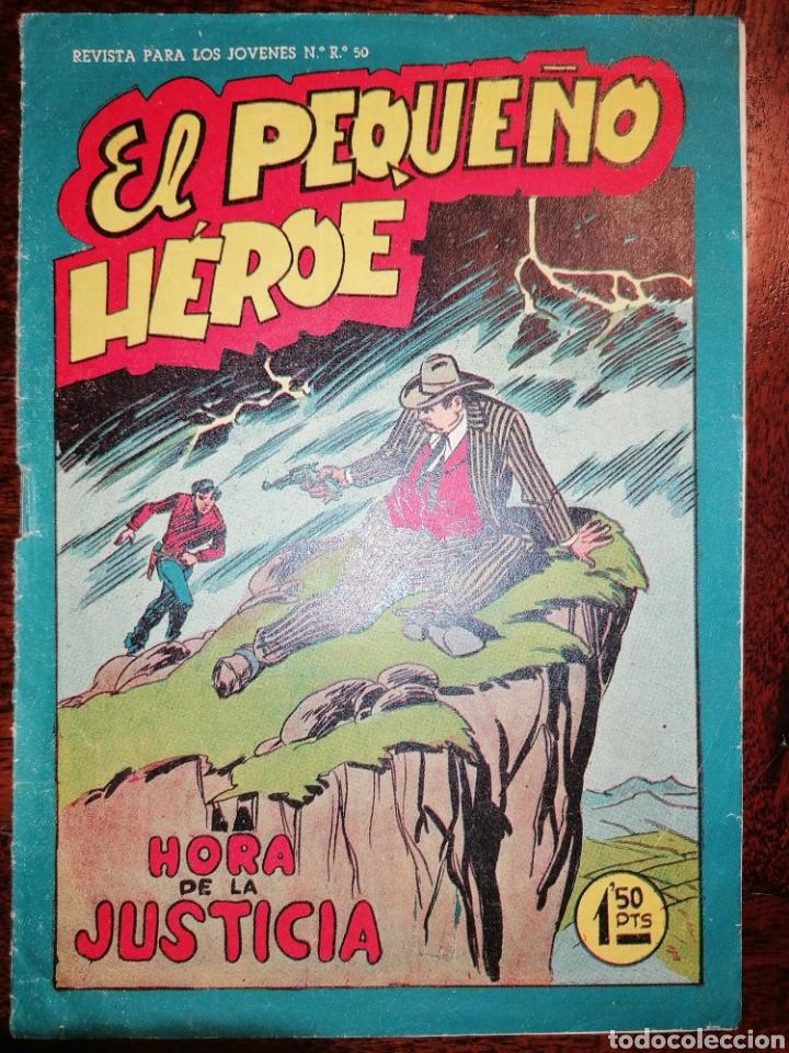 CÓMIC EL PEQUEÑO HÉROE N°67 EDITORIAL MAGA (Tebeos y Comics - Maga - Pequeño Héroe)