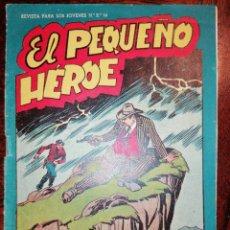 Tebeos: CÓMIC EL PEQUEÑO HÉROE N°67 EDITORIAL MAGA. Lote 198478250