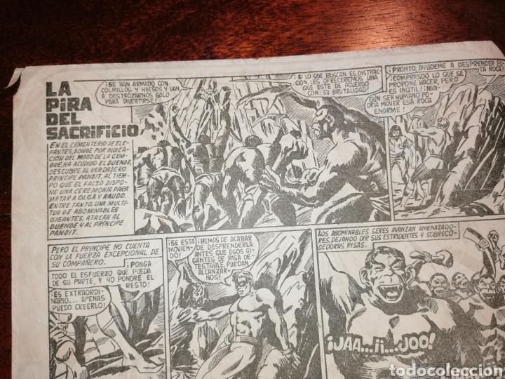 Tebeos: Cómic El Duende Ed. Maga La Pira del Sacrificio, n°42 año 1961 - Foto 3 - 198507396