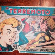 Tebeos: CÓMIC DAN BARRY EL TERREMOTO N° 22 ED. MAGA. Lote 198508013