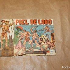 Tebeos: PIEL DE LOBO Nº 15, EDITORIAL MAGA. Lote 198555062