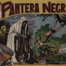 Tebeos: PANTERA NEGRA - Nº 21 - MAGA 1.958, ORIGINAL. Lote 198604257