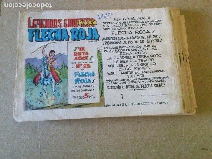 Tebeos: la cuadrilla -col. completa de 23 nºs -maga -original - Foto 2 - 198610767