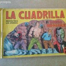 Tebeos: LA CUADRILLA -COL. COMPLETA DE 23 NºS -MAGA -ORIGINAL. Lote 198610767