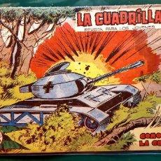 Tebeos: LA CUADRILLA Nº 30 / ORIGINAL-BUEN ESTADO. Lote 199089287