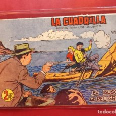 Tebeos: LA CUADRILLA-Nº6-ORIGINAL-BUEN ESTADO-. Lote 199090470