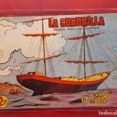 Tebeos: LA CUADRILLA-Nº15-ORIGINAL-BUEN ESTADO-PICO CORTADO. Lote 199090596