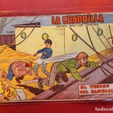 Tebeos: LA CUADRILLA-Nº16-ORIGINAL-BUEN ESTADO-. Lote 199090657