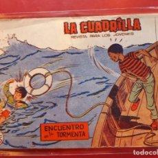 Tebeos: LA CUADRILLA-Nº18-ORIGINAL-BUEN ESTADO-. Lote 199090703