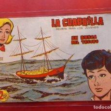 Tebeos: LA CUADRILLA-Nº17-ORIGINAL-BUEN ESTADO-. Lote 199090753