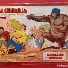 Tebeos: LA CUADRILLA-Nº31-ORIGINAL-BUEN ESTADO-. Lote 199090897