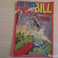 Giornalini: LOS TRES BILL Nº 11. ORIGINAL. LA PRADERA EN LLAMAS. EDITA MAGA. Lote 199486712