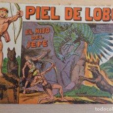 Tebeos: PILE DE LOBO Nº 2. ORIGINAL. EL HIJO DEL JEFE. MAGA. Lote 199489151